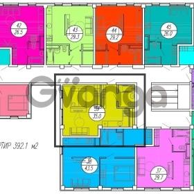 Продается квартира 1-ком 35 м² Чкалова