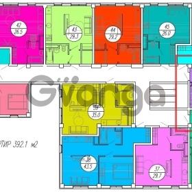 Продается квартира 1-ком 32 м² Чкалова