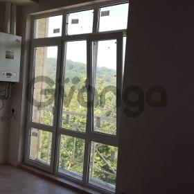 Продается квартира 1-ком 35 м² амбровая
