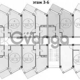 Продается квартира 3-ком 115 м² Новошкольная