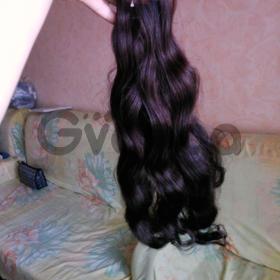 продам волосы славянские lux класа