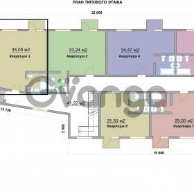 Продается квартира 1-ком 35.05 м² Ленина ул.