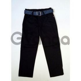 Школьные брюки для мальчиков оптом