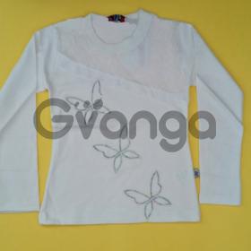 Школьная блузка для девочек ОПТОМ