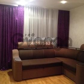 Сдается в аренду квартира 1-ком 40 м² ул. Туманяна Ованеса, 3, метро Левобережная