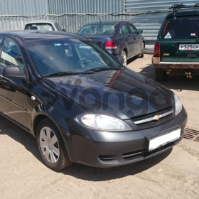 Chevrolet Lacetti 1.6 AT (109 л.с.)