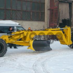 грейдерное прицепное оборудование на к-700