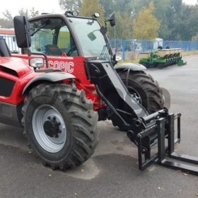 Погрузчик Manitou MLT 634 LSU Turbo, 2011  год выпуска