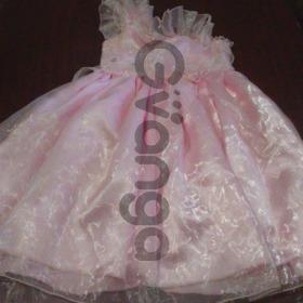 детское праздничное платья