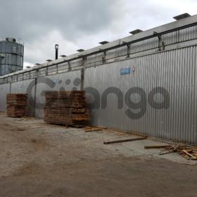 Продам 5 камер для сушки древесины по 85 кубов Фирмы NARDI Б/У