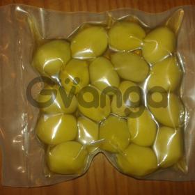 Оливки зеленые крупные 250 г Греция