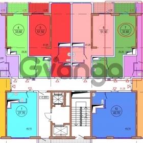 Продается квартира 1-ком 33 м² Войкова