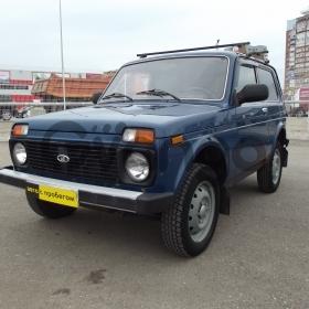 ВАЗ (Lada) 2121 (4x4) 21214 1.7 MT (80 л.с.) 4WD 2012 г.