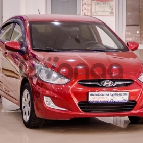 Hyundai Solaris, I 1.6 AT (123 л.с.) 2011 г.