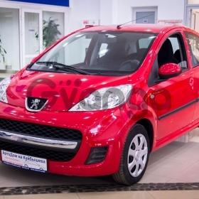 Peugeot 107, I 1.0 MT (68 л.с.) 2011 г.
