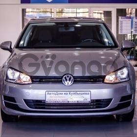 Volkswagen Golf, VII 1.2 MT (85 л.с.) 2014 г.