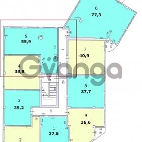 Продается квартира 3-ком 56 м² Загородная 3
