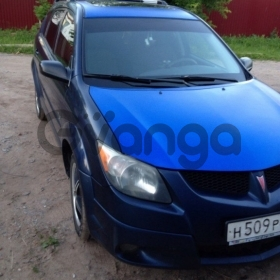 Pontiac Vibe 1.8 AT (130 л.с.) 2002 г.