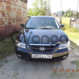 Hyundai Sonata  2.0d AT (140 л.с.)