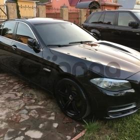 BMW 5er 528i 2.0 AT (245 л.с.) 2012 г.