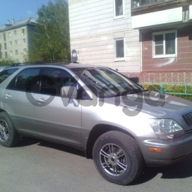 Lexus RX  300 3.0 AT (201 л.с.) 4WD