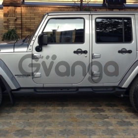 Jeep Wrangler  3.6 AT (286 л.с.) 4WD