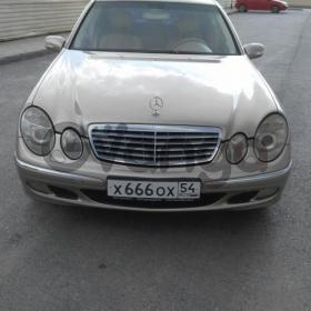 Mercedes-Benz E-klasse  320 3.2 AT (224 л.с.) 4WD