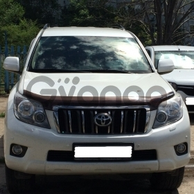Toyota Land Cruiser Prado 4.0 AT (282 л.с.) 4WD 2011 г.