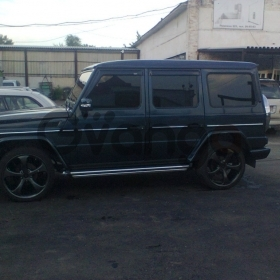 Mercedes-Benz G-klasse  320 3.2 AT (215 л.с.) 4WD
