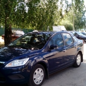 Ford Focus  1.8 MT (125 л.с.)