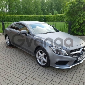 Mercedes-Benz CLS-klasse 250 CDI 2.1d AT (204 л.с.) 2015 г.