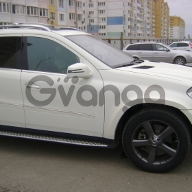 Mercedes-Benz G-klasse 500 5.5 AT (388 л.с.) 4WD 2011 г.
