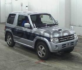 Mitsubishi Pajero Mini  0.7 AT (64 л.с.) 4WD 2010 г.