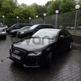 Audi A4  1.8 CVT (160 л.с.) 2008 г.