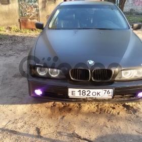 BMW 5er  525i 2.5 MT (192 л.с.) 2001 г.
