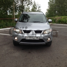 Mitsubishi Outlander 3.0 AT (220 л.с.) 4WD 2008 г.
