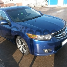 Honda Accord 2.4 AT (201 л.с.) 2009 г.