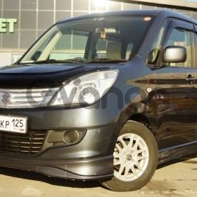 Suzuki Solio  1.2 CVT (91 л.с.) 2013 г.