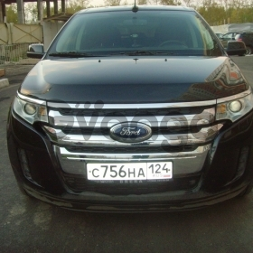 Ford Edge  3.5 AT (285 л.с.) 4WD