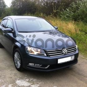 Volkswagen Passat  1.4 AT (122 л.с.)