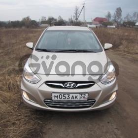 Hyundai Solaris 1.4 AT (107 л.с.) 2011 г.