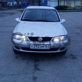 Opel Vectra  1.8 MT (116 л.с.)