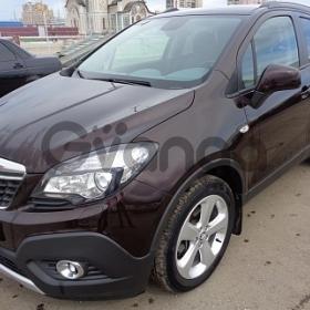 Opel Mokka 1.4 MT (140 л.с.) 4WD 2012 г.