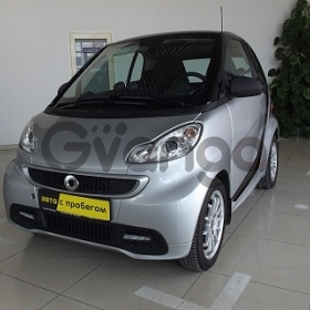 Smart Fortwo, III 1.0 AT (71 л.с.) 2013 г.