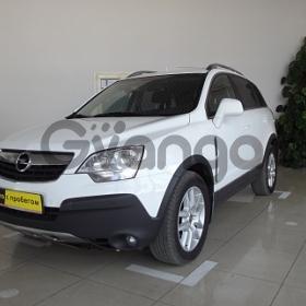 Opel Antara, I 2.4 AT (140 л.с.) 4WD 2011 г.