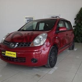 Nissan Note, I Рестайлинг 1.4 MT (88 л.с.) 2008 г.