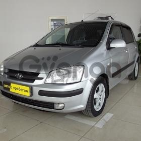 Hyundai Getz 1.3 MT (82 л.с.) 2003 г.