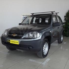 Chevrolet Niva, I Рестайлинг 1.7 MT (80 л.с.) 4WD 2012 г.