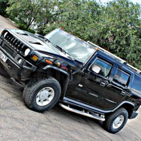 Hummer H2 6.0 AT (315 л.с.) 4WD 2003 г.