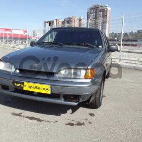 ВАЗ (Lada) 2114 21144 1.6 MT (81 л.с.) 2007 г.